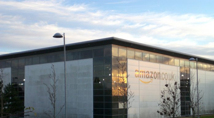 Amazon first-quarter revenue report pleased worldwide investors